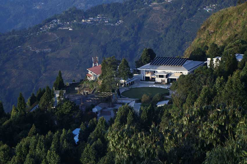 Hotels in Sikkim - Allita