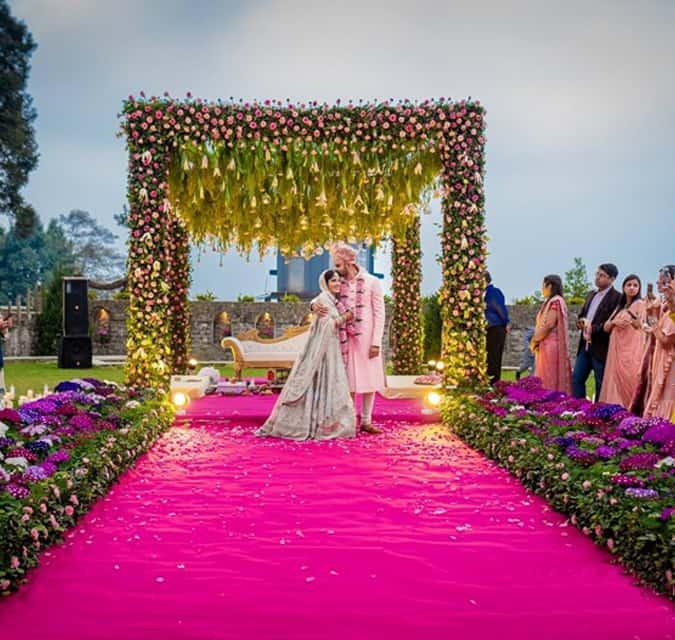 A Fairytale Wedding - Allita