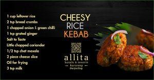 food of allita resorts resort in kurseong